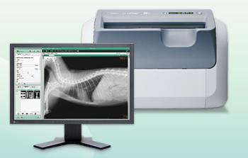 画像読取装置 FCR PRIMA V(富士フィルム):デジタルX線画像診断装置